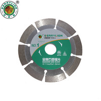 BERRYLION 114mm Diamond Saw Blade Cutting Disc Dry Circular Saw Blade Diamond Disc For Marble Concrete