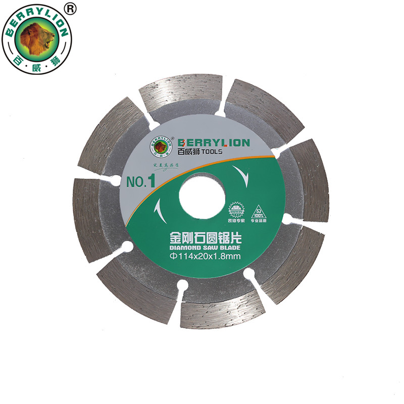 114mm Diamond Saw Blade Cutting Disc Dry Circular Saw Blade Diamond Disc For Marble Concrete Stone Cutting Tools