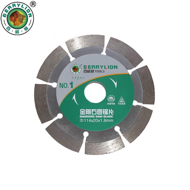 114mm Diamond Saw Blade Cutting Disc Dry Circular Saw Blade Diamond Disc For Marble Concrete Stone Cutting Tools