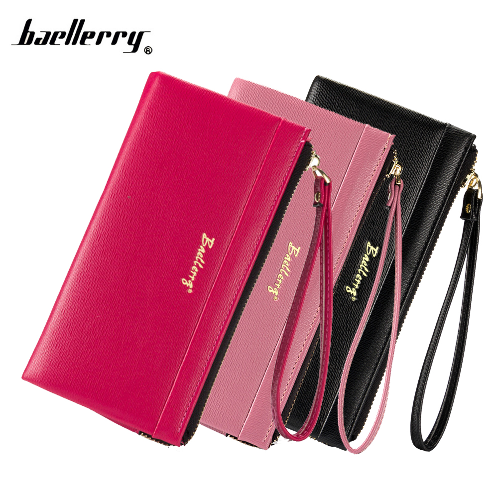 2016 High Capacity Fashion Women Wallets Long Zipper PU Leather Wallet Female Multifunction Clutch Coin Purse Ladies Wristlet fashion wallets long dull polish pu leather double zipper clutch coin purse wristlet high capacity