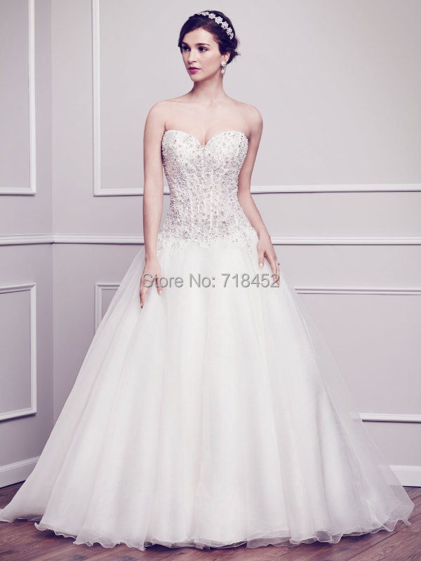 Maternity Wedding Dresses USA Ball Gown Robe De Mariage Lace Bodice ...