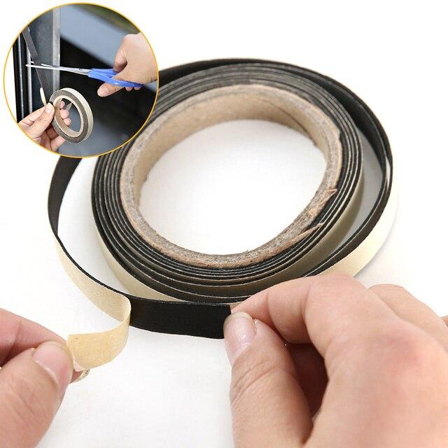 1x200 cm 1 Roll Waterdicht Keuken Badkamer Muur Afdichtingstape Mould Proof Prectical Huishoudelijke Plakband Gadgets