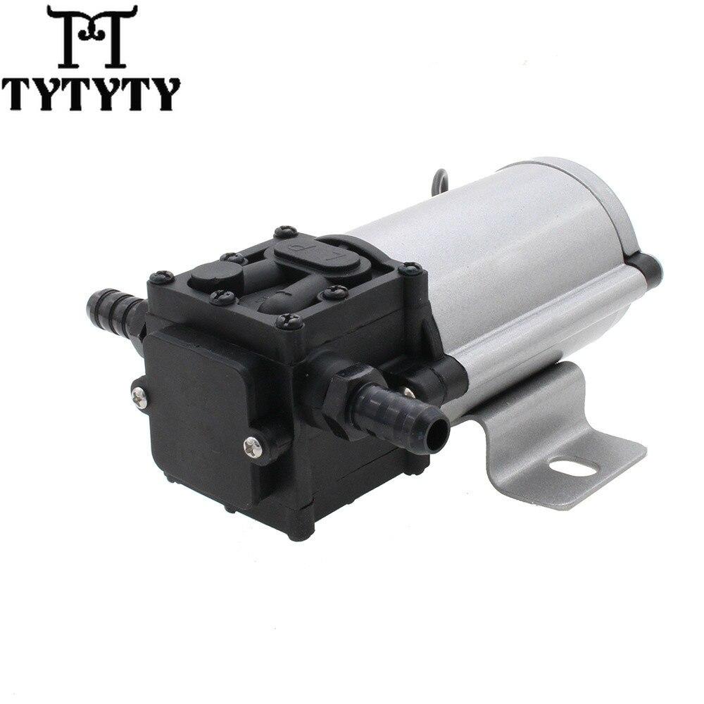 Pompe de transfert d'essence DC 12 V 24 V Diesel huile extracteur transfert 10L/min pompe à eau à essence