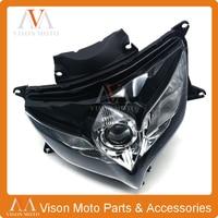 Motorcycle Front Light Headlight Head Lamp For SUZUKI GSXR600 GSXR750 GSXR 600 750 2008 2009 2010 08 09 10