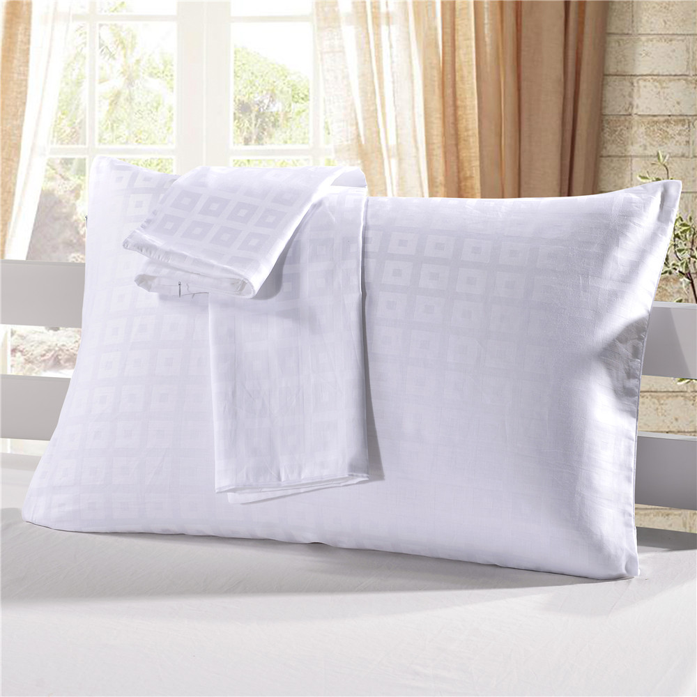 Hot Selll Pillow Case Hotel USA UK Russia Standard Home Textiles Cotton Pillowcase Decoration Fashion Style