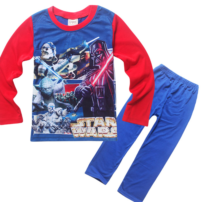 Star Wars R2-D2 PJ Pals Pajamas Short Set For Boys