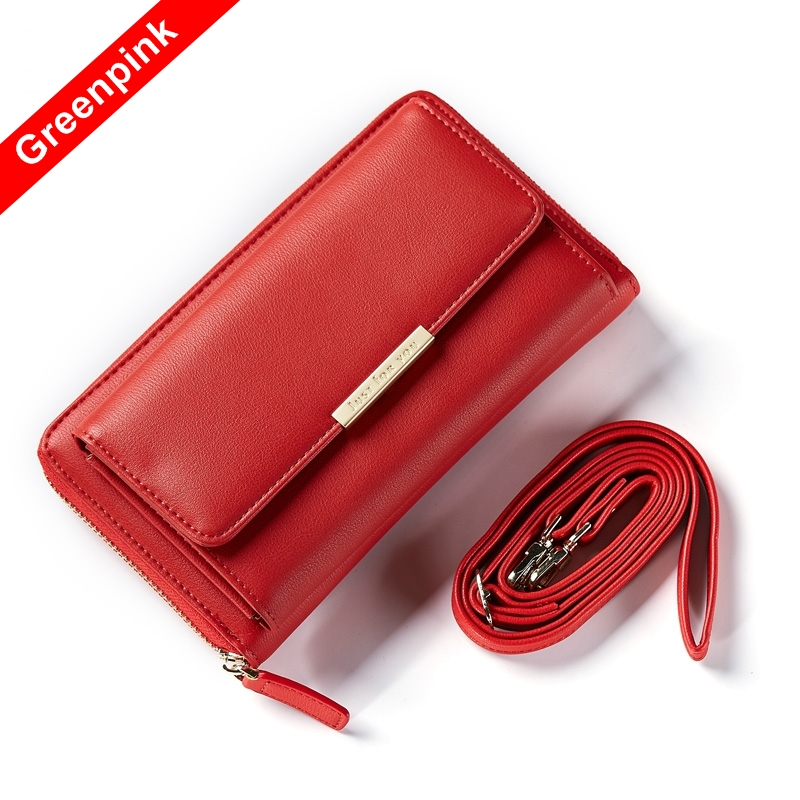 Hot Sale Wallet Women Clutch New Large Wallet Female Small Shoulder Bag Card Holder Wristlet Money Bag Coin Purse for IPhone7 large capacity women wallet leather card coin holder money clip long clutch phone wristlet trifold zipper cash female purse