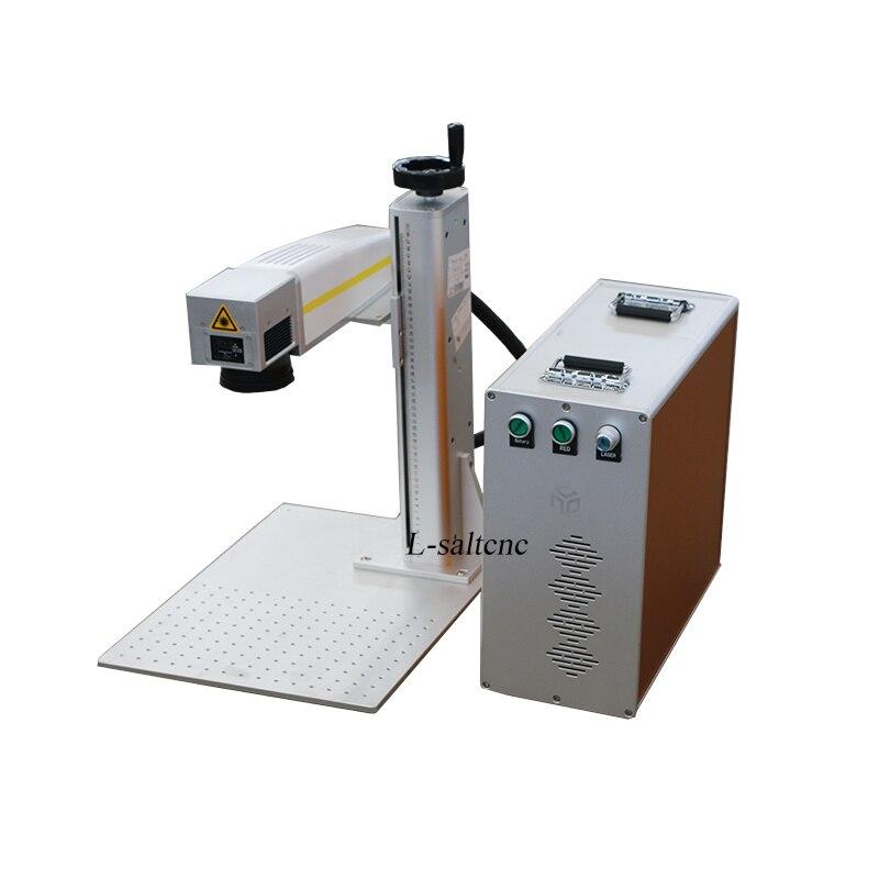 Fiber Laser Source/50W Deep Engraving And Fiber Laser Marking Machine For Jewellery