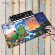 Congsipad Natural Scenery Large Locking Edge Pad Laptop Mouse Notbook