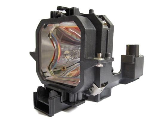Projector lamp bulb ELPLP21/ V13H010L21 with housing for EMP-53/EMP-73/EMP-73C PowerLite 53c/73c Projectors electrocompaniet emp 3