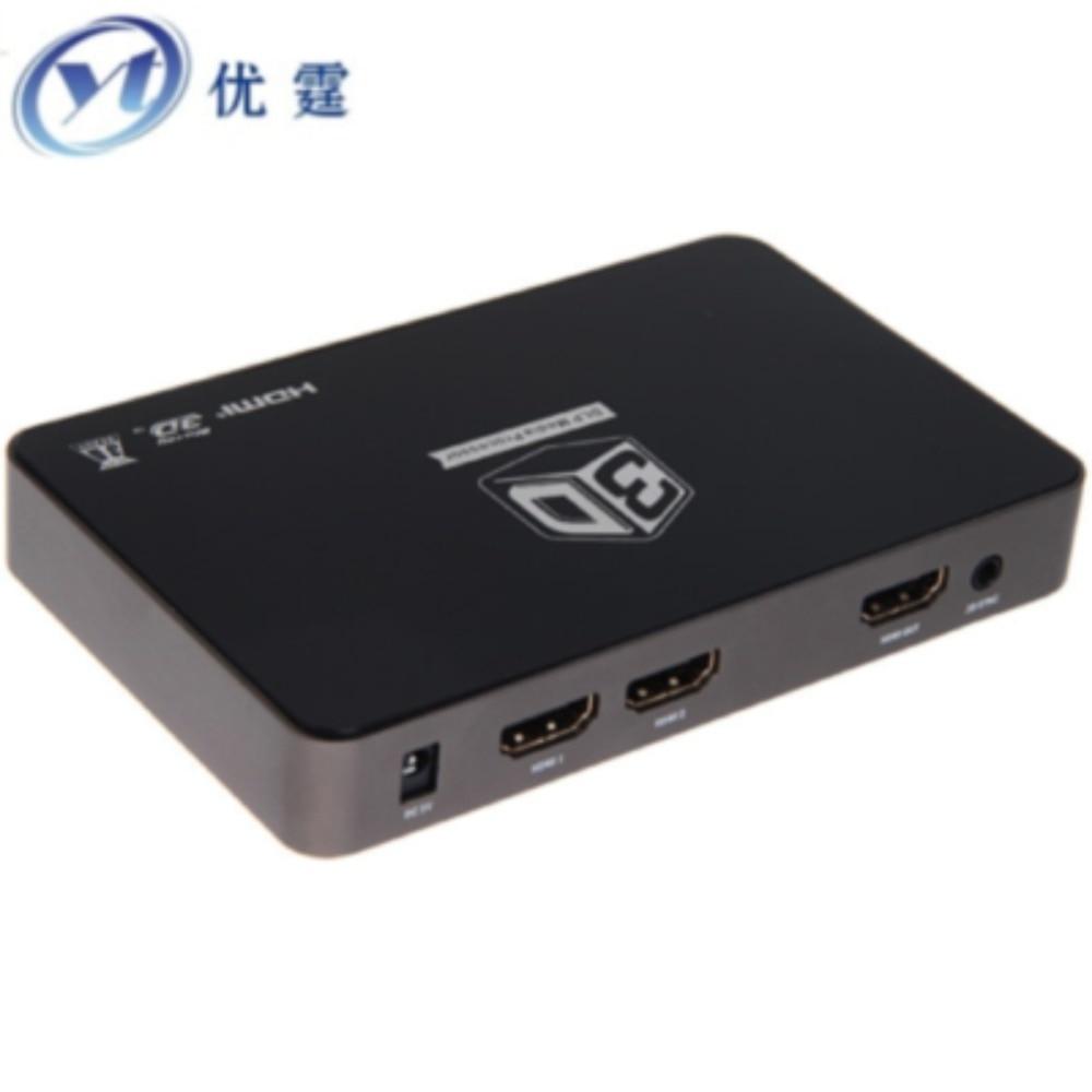 YOUTING YT-V3D-P 2D to 3D Converter 720P120HZ dlp projector conver hdmi 2X1 3D DLP CONVERTER рубашка c n c costume national рубашки с отложным воротником