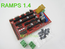 Free shipping 10PCS RAMPS 1.4 3D printer control panel printer Control Reprap MendelPrusa