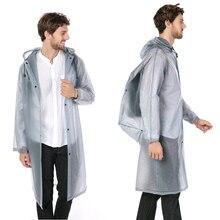 Unixes Waterproof  Rain Coat Include Schoolbag Position