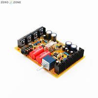 GZLOZONE Assembled HV 1 Headphone Amplifier Board Headset Amplifier Base On A1