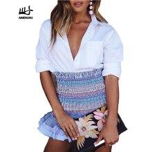 82f391297 Compra ruffle short skirt elastic y disfruta del envío gratuito en ...