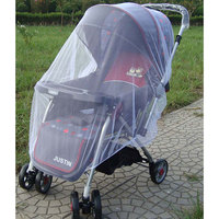 2019 Baby Stroller Pushchair Mosquito Insect Shield Net Safe Infants Protection Mesh Stroller Accessories Mosquito Net 150cm