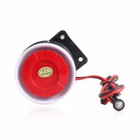 Mini Wired Siren Portable Alarm Horn For Home Office Living Room Bedroom Alarm Security System Indoor