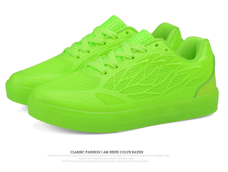 Led Sneakers Earth 7