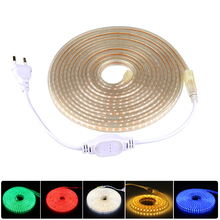 ZINUO IP65 Waterproof LED Strip Light SMD2835 Flexible Ribbon Tape White/Warm White 1M 2M 3M 4M 5M 10M 20M