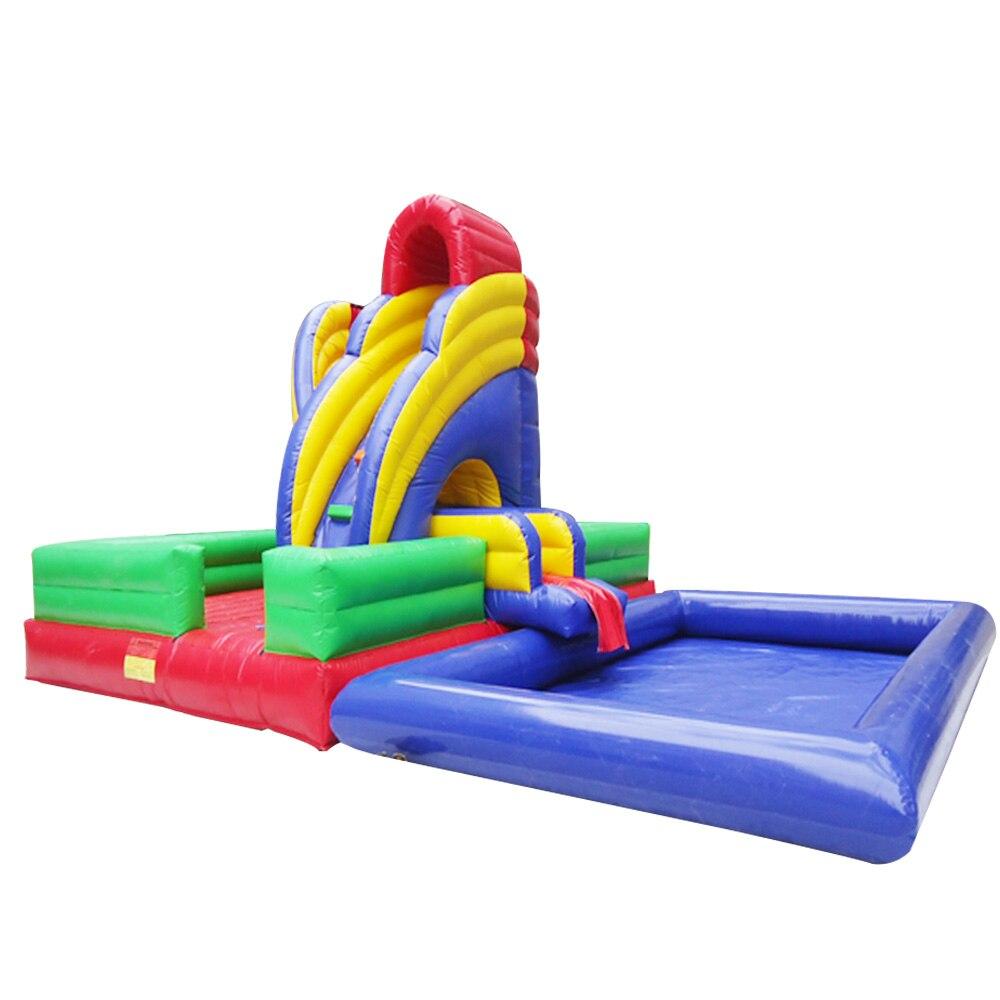 online get cheap outdoor water slides kids aliexpress com