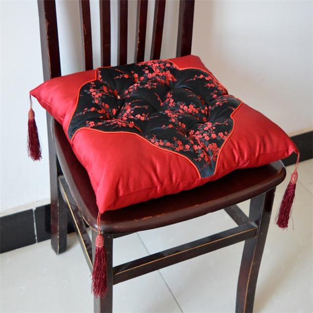 Vento cinese come la Seta Spessore sconvolto cuscino del Sedile cuscini per  sedie per appoggiato su c8aaeed150d