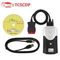 TCS CDP PRO Bluetooth OBD2 Diagnostic Scanner com Novos Relés Placa verde 2014 R2 R3 Livre Ativado para Caminhões/carros