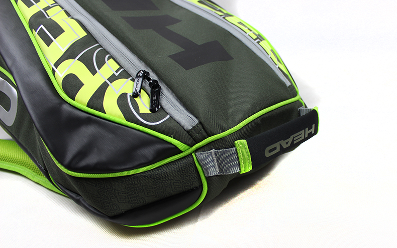 b76008bf37d Head Limited Edition Backpack Tennis Bag L5 Speed Bags For 6 Pieces ...