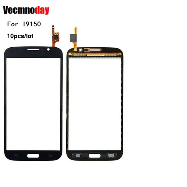 Vecmnoday 10pcs High quality touch screen digitizer lcd glass For Samsung Galaxy 5.8 i9150 i9152 GT-i9150 GT-i9152 with tools