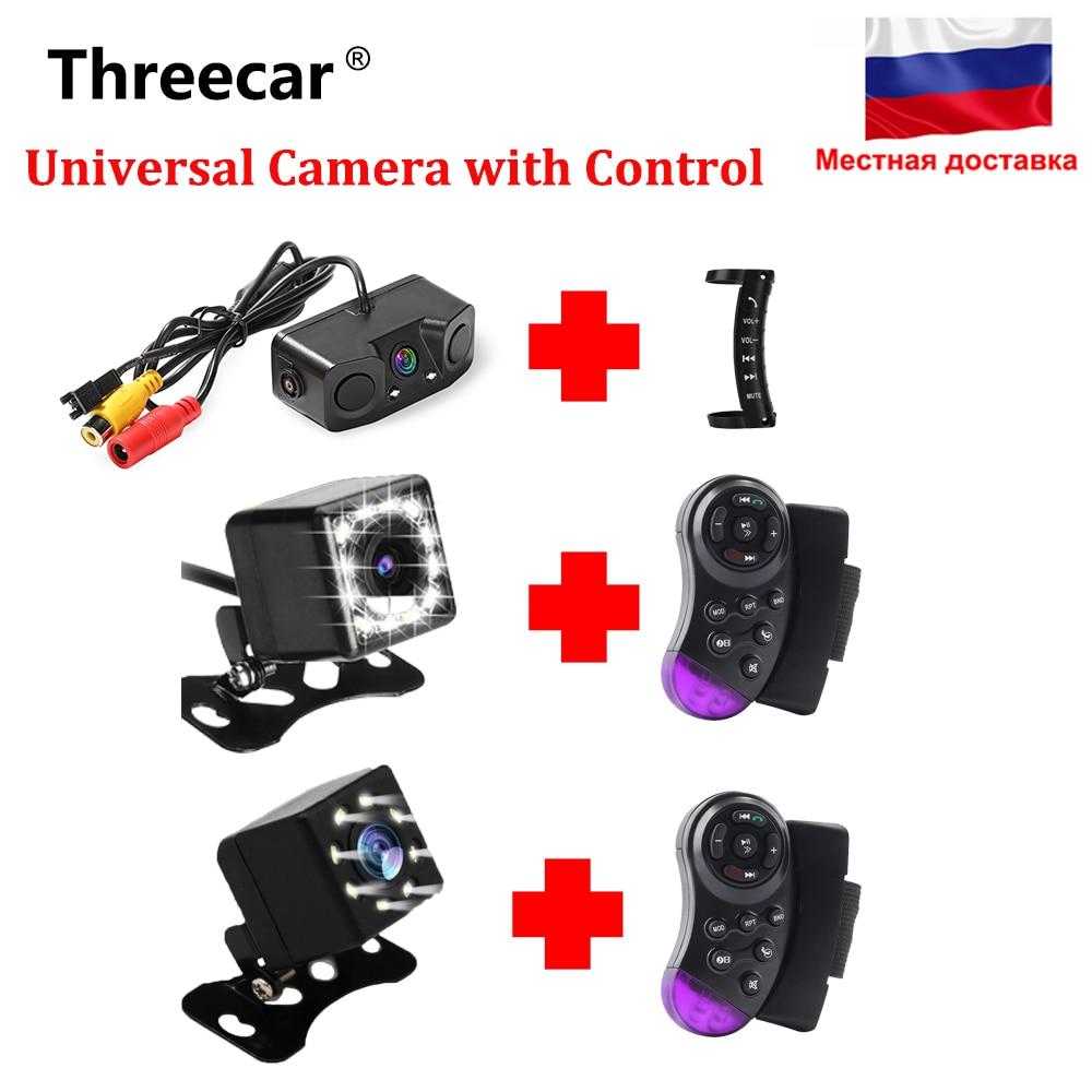 CCD HD 170° 12V Vehicle Car Night Vision Rear View Reverse Backup Park Camera GA