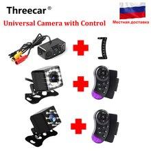 Auto Videocamera vista posteriore Universale di Backup Telecamera di Parcheggio di Visione Notturna Impermeabile 170 HD Ampio Angolo di immagine a Colori
