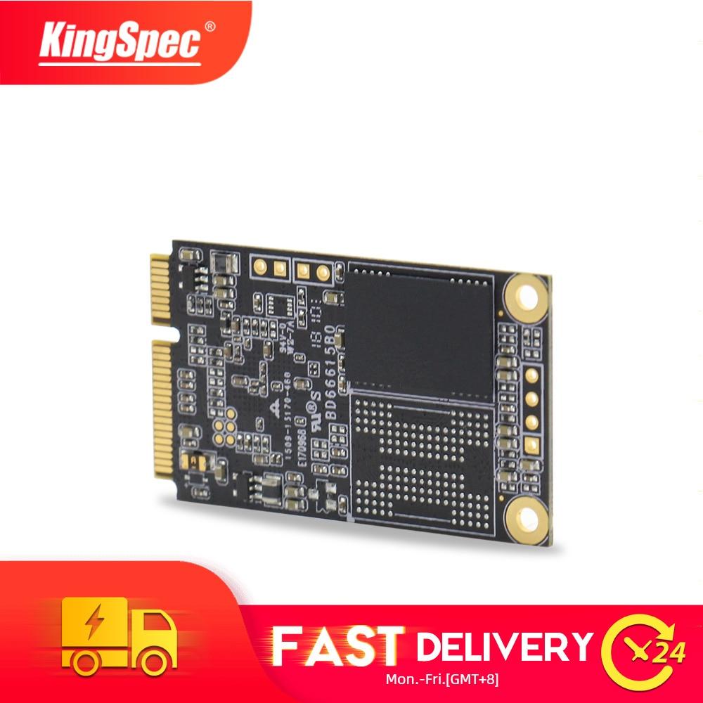 KingSpec mSATA ssd 64GB 128GB 256GB msata ssd 512GB 1TB 2TB SSD msata Internal Hard Drive Disk for Ultrabooks Desktop Laptop PC(China)