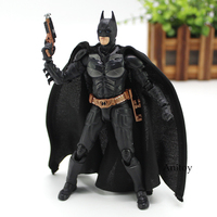 SHF S H Figuarts Batman The Dark Knight Movable Figure Collectible Model Toy 16cm