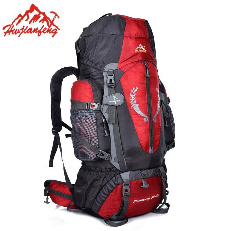 80L Traveller Backpacks Waterproof Men's backpack Nylon Multifunction Outdoor Bag Multi-pocket High Quality Tourist Backpacks футболка hardlunch outdoor pocket f15 dark blue l