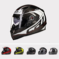 2016 HOT sale Double Lens  electric motorcar helmet carbon fiber helmet ECE Approved  helmet  full face helmet LS2 FF396