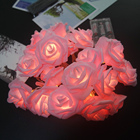 Lovely pink rose gar...