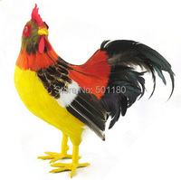 birthday gift free shipping rooster decoration rooster figurine