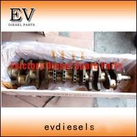 Fit voor UD ruck motoronderdelen PD6 PD6T krukas 1220096001