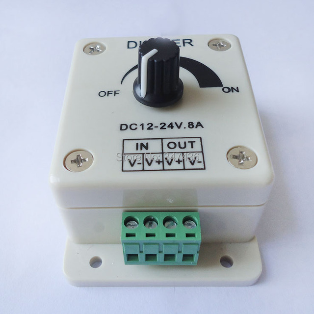 low voltage home light switch just a flip and a relay and on comes