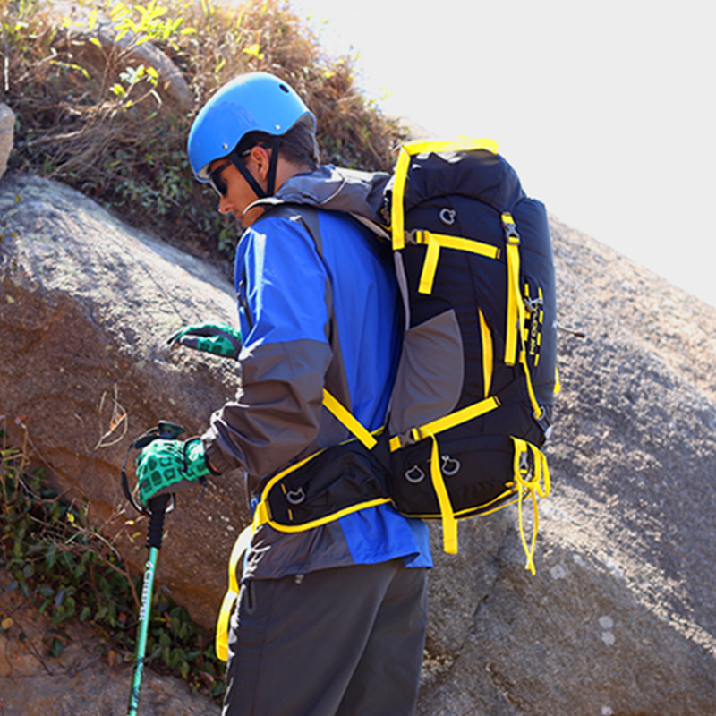 CREEPER mochilas deportivas senderismo pouch molle camping bolsa deporte hombre
