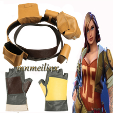 MNMEILINX Penny Cosplay CostumeBattle Royale Jacket Halloween Party Women Superhero
