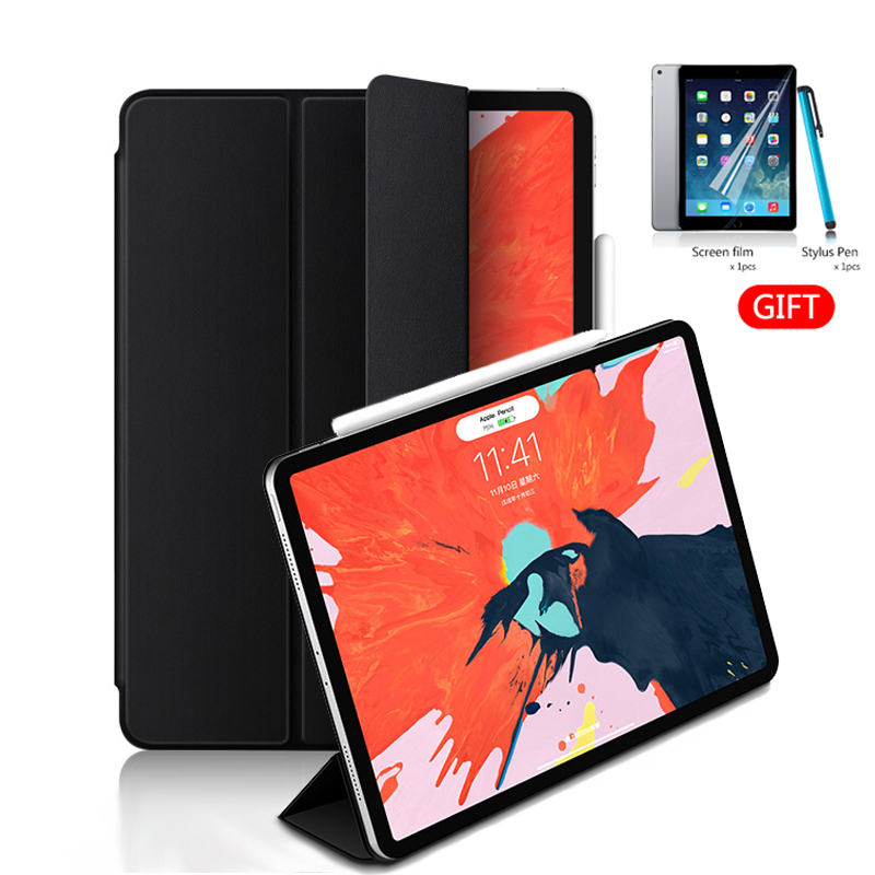 For Ipad Pro 11 Case 2019 Newest Full Magnetic Protective Cover Ultra Slim For ipad pro 11 inch Case Support Attach Charge Shell