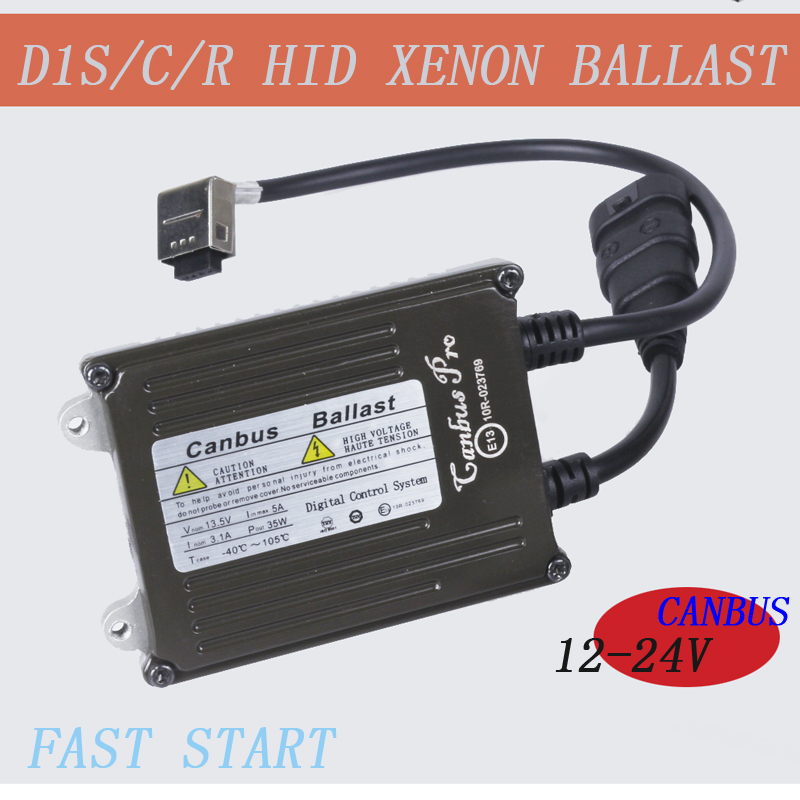 2017 Sale Time limited Ce 12 V 24 High Quality D1 Canbus D1s D1c D1r Ballasts