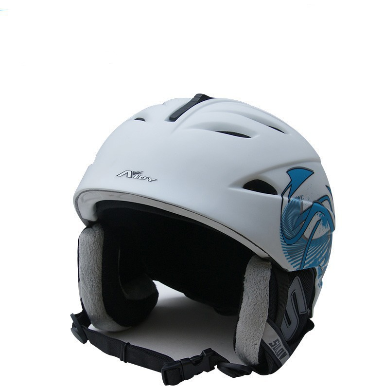 ФОТО  Sale Ultralight and Integrally molded professional Snowboard Skiing helmet Adjustable Skating AIDY 210