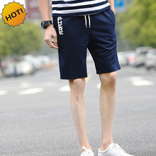 Hot 2017 Outdoor Summer Sport Jogger Jogging Running Training GYM Elastic Hip Hop fitness tenis masculino Short Trousers Men