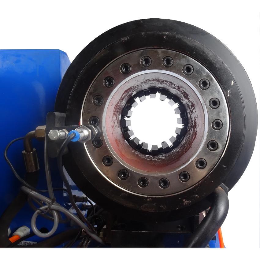 Hydrauliczna zaciskarka do węży z 10 zestawami matryc Prasy - Elektronarzędzia - Zdjęcie 5