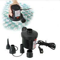 VILEAD Hohe Effizienz 220 V Elektrische Luftpumpe Elektrische Luftpumpe verwenden für Pneumatische Airpillow Air Pool