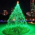 Enchufe de LA UE Fuentes Del Partido 10 M Lámparas de Cuerda Luz de Navidad para el Árbol De Navidad de La Boda Decoración de Jardín Al Aire Libre 100 LEDs de Iluminación
