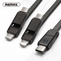 Remax Gplex Series Fast Charging 2 1A Usb Cable 3 In 1 Cable
