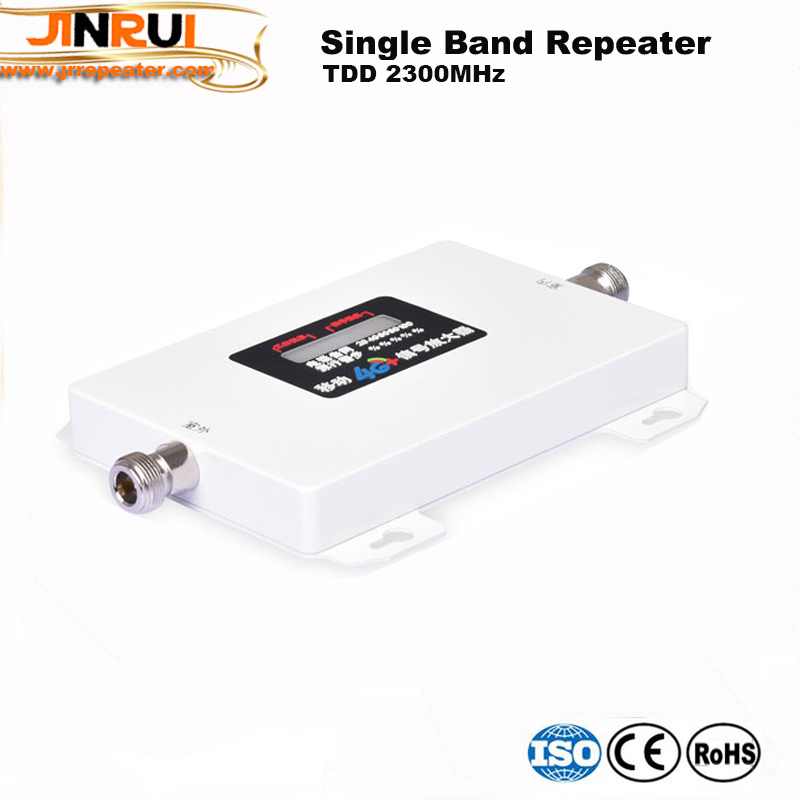 Image 4 - Repeater 4G LTE Signal Booster TDD 4G LTE 2300 2400 mhz Mobile Phone Signal Repeater 65dB Gain LCD Display 4G Amplifier-in Signal Boosters from Cellphones & Telecommunications