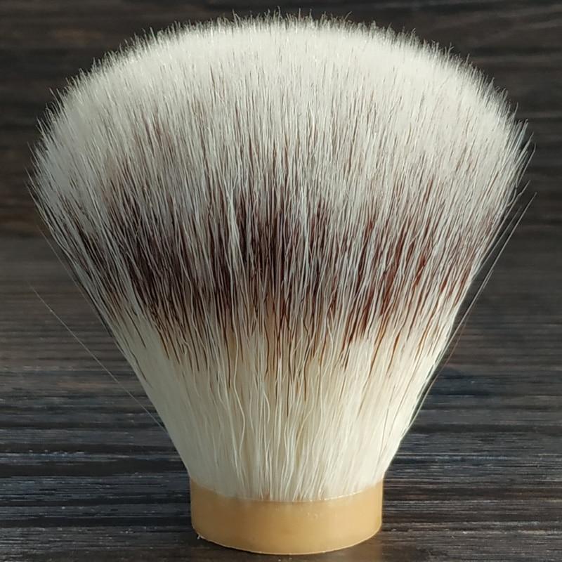 DSCOSMETIC 24mm 26mm Soft Synthetic Hair Shaving Brush Knots